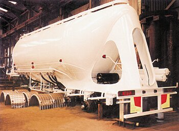 Spray Paint Tanker Painting Brisbane