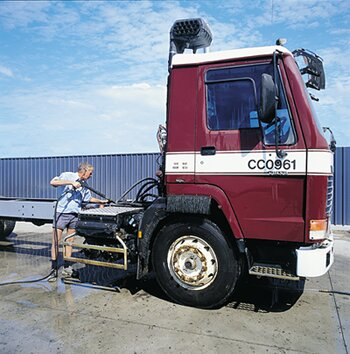 truck Steam Cleaning Brisbane Qld
